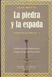 Libro LA PIEDRA Y LA ESPADA