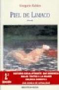 Libro LA PIEL DE LIMACO