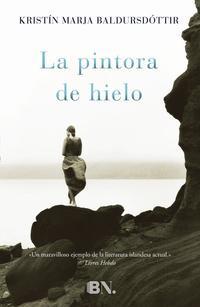 Libro LA PINTORA DE HIELO