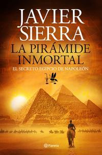 Libro LA PIRÁMIDE INMORTAL