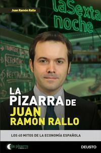 Libro LA PIZARRA DE JUAN RAMÓN RALLO