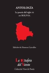 Libro LA POESÍA DEL SIGLO XX EN BOLIVIA