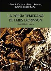 Libro LA POESÍA TEMPRANA DE EMILY DICKINSON