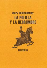 Libro LA POLILLA Y LA HERRUMBRE