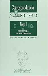 Libro LA PREHISTORIA DEL PSICOANALISIS