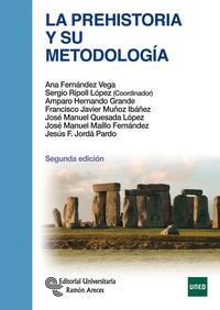 Libro LA PREHISTORIA Y SU METODOLOGÍA