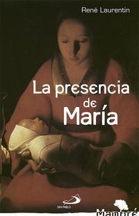 Libro LA PRESENCIA DE MARÍA