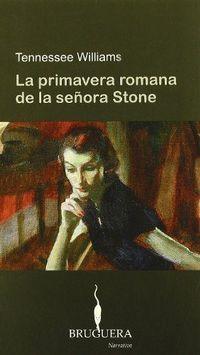 Libro LA PRIMAVERA ROMANA DE LA SEÑORA STONE