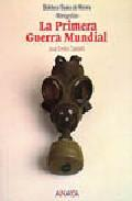 Libro LA PRIMERA GUERRA MUNDIAL