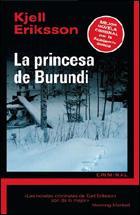 Libro LA PRINCESA DE BURUNDI