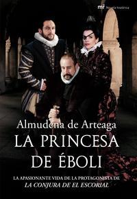 Libro LA PRINCESA DE EBOLI
