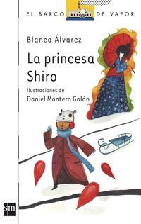 Libro LA PRINCESA SHIRO