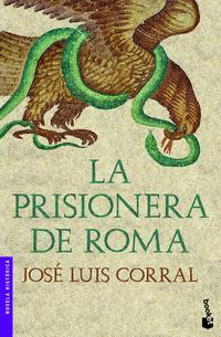Libro LA PRISIONERA DE ROMA