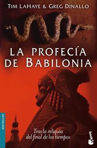 Libro LA PROFECIA DE BABILONIA