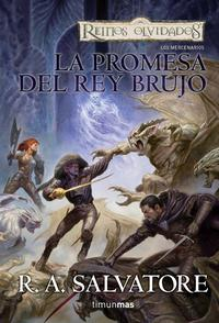 Libro LA PROMESA DEL REY BRUJO