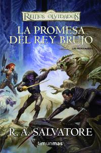 Libro LA PROMESA DEL REY BRUJO. LOS MERCENARIOS Nº2
