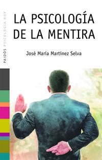 Libro LA PSICOLOGIA DE LA MENTIRA