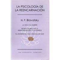 Libro LA PSICOLOGIA DE LA REENCARNACION