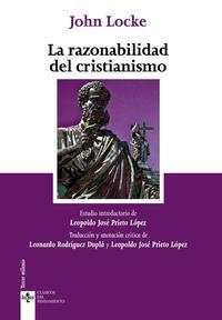 Libro LA RAZONABILIDAD DEL CRISTIANISMO: TAL COMO ES PRESENTADO EN LAS ESCRITURAS