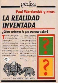 Libro LA REALIDAD INVENTADA
