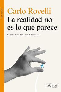 Libro LA REALIDAD NO ES LO QUE PARECE