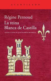 Libro LA REINA BLANCA DE CASTILLA