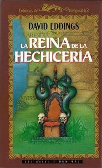 Libro LA REINA DE LA HECHICERIA