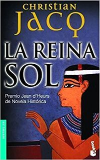 Libro LA REINA SOL
