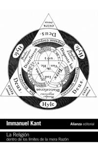 Libro LA RELIGIÓN DENTRO DE LOS LÍMITES DE LA MERA RAZÓN