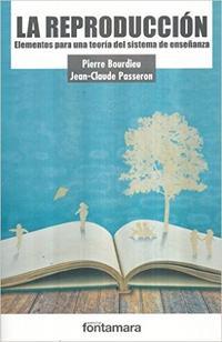 Libro LA REPRODUCCION: ELEMENTOS PARA UNA TEORIA DEL SISTEMA DE ENSEÑANZA