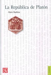 Libro LA REPUBLICA DE PLATON
