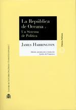Libro LA REPÚBLICA DE OCEANA Y UN SISTEMA POLÍTICO