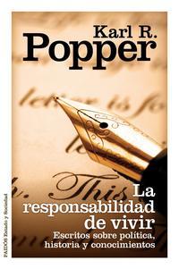 Libro LA RESPONSABILIDAD DE VIVIR