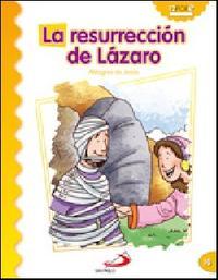 Libro LA RESURRECCION DE LAZARO
