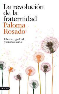 Libro LA REVOLUCION DE LA FRATERNIDAD