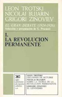 Libro LA REVOLUCION PERMANENTE