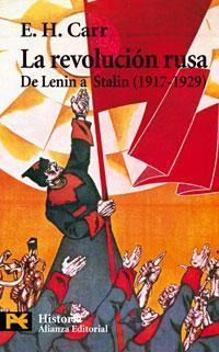 Libro LA REVOLUCION RUSA: DE LENIN A STALIN