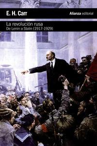 Libro LA REVOLUCION RUSA: DE LENIN A STALIN, 1917-1929