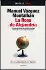 Libro LA ROSA DE ALEJANDRIA