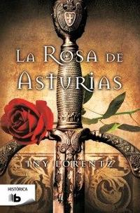 Libro LA ROSA DE ASTURIAS