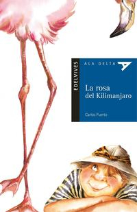 Libro LA ROSA DEL KILIMANJARO