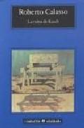 Libro LA RUINA DE KASCH