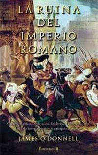 Libro LA RUINA DEL IMPERIO ROMANO