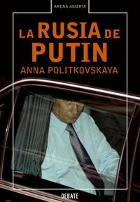 Libro LA RUSIA DE PUTIN