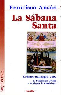 Libro LA SABANA SANTA: ULTIMOS HALLAZGOS 2002
