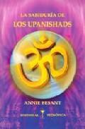 Libro LA SABIDURIA DE LOS UPANISHADS