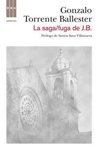 Libro LA SAGA / FGA DE J.B.