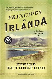 Libro LA SAGA DE DUBLIN I: PRINCIPES DE IRLANDA