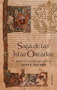 Libro LA SAGA DE LAS ISLAS ORCADAS