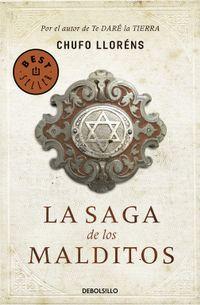 Libro LA SAGA DE LOS MALDITOS
